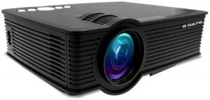 EGATE i9 LED HD Projector (Black) HD 1920 x 1080 – 120-inch Display