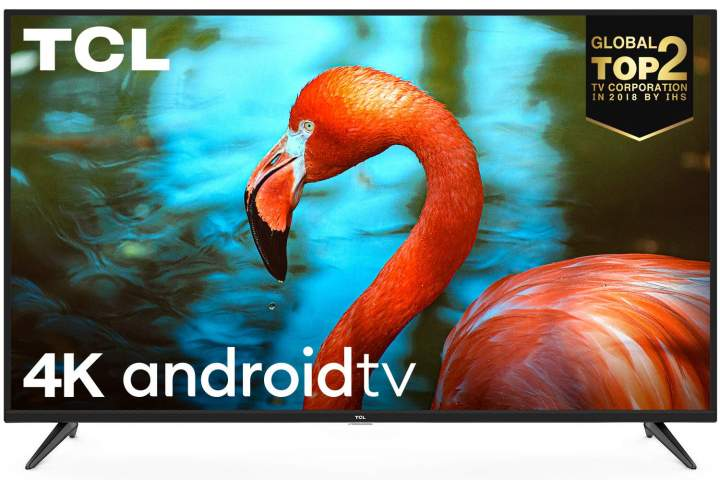 TCL 163.96 cm AI 4K UHD Certified Android Smart LED TV