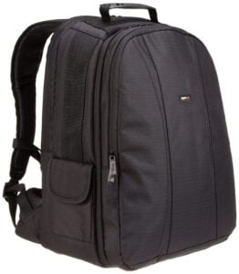 Amazon Basics DSLR and Laptop Backpack