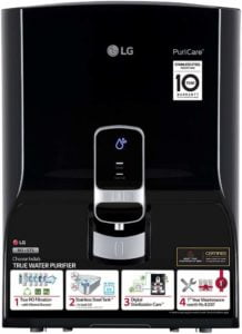 LG Puricare RO Water Purifier with Dual Protection