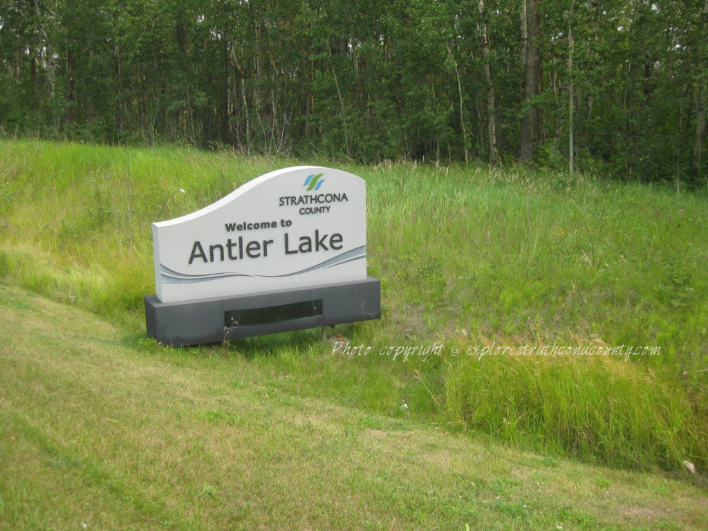 Antler Lake Strathcona County