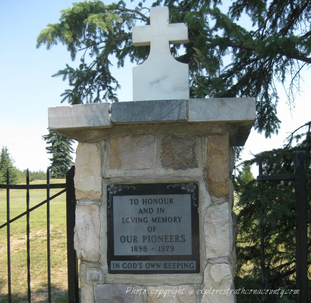 Fairmount Cemetery Ardrossan