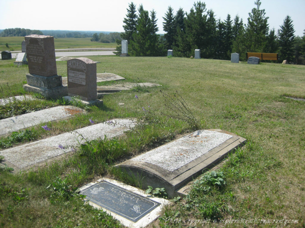Fairmount cemetery Ardrossan Strathcona county