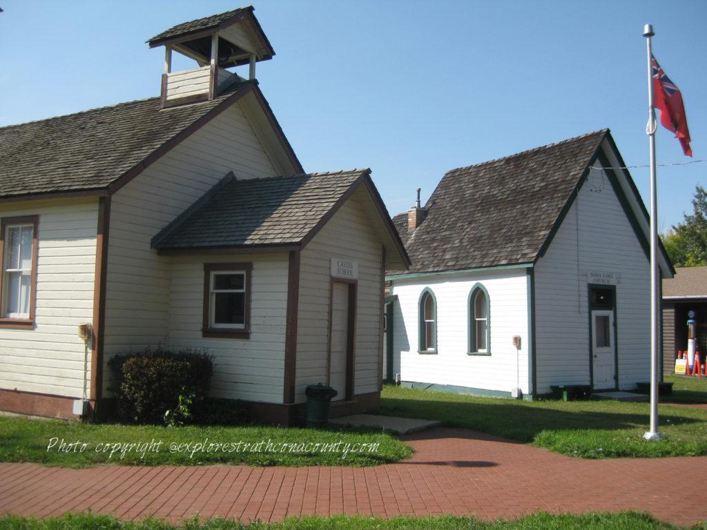 Fort Precinct Historical Village