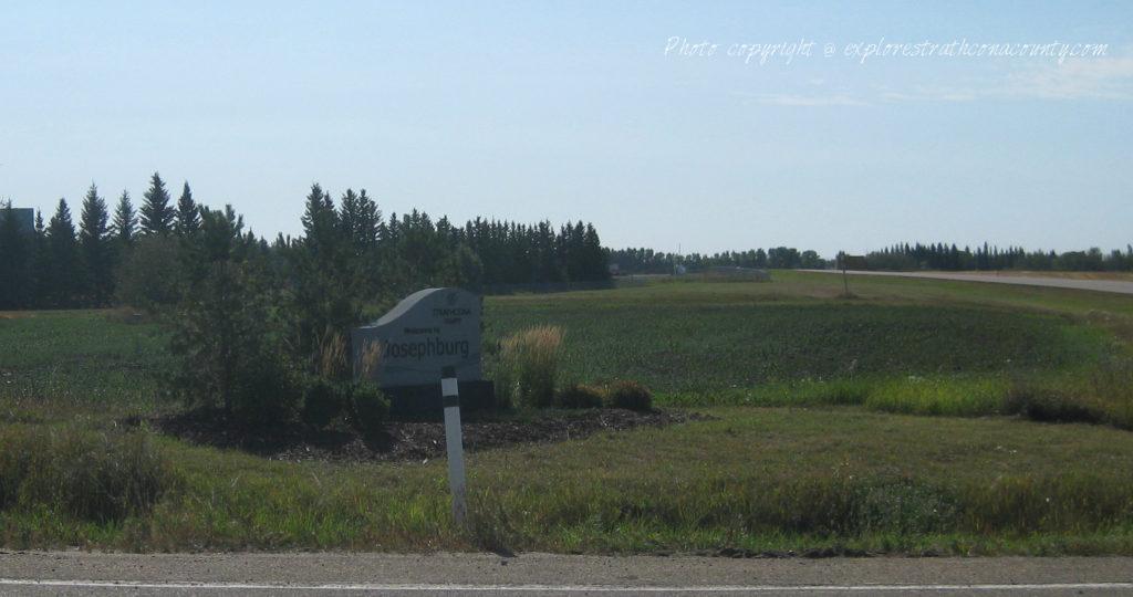 Josephburg Strathcona County