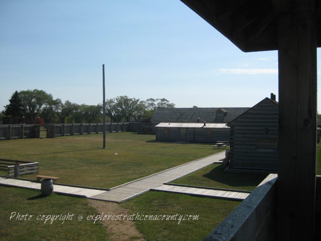 NWMP Fort Saskatchewan