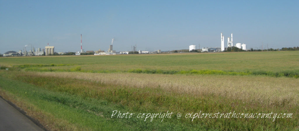 Scotford Fort Saskatchewan