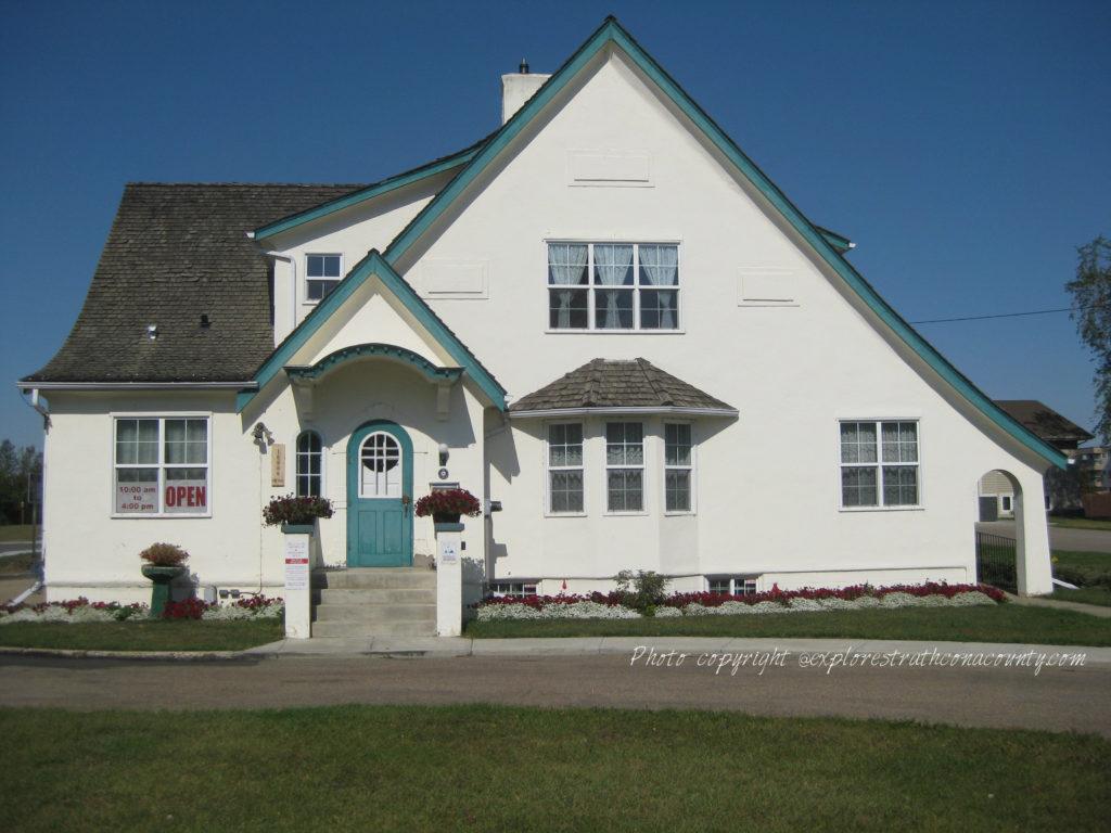 Warden's House - Fort Saskatchewan