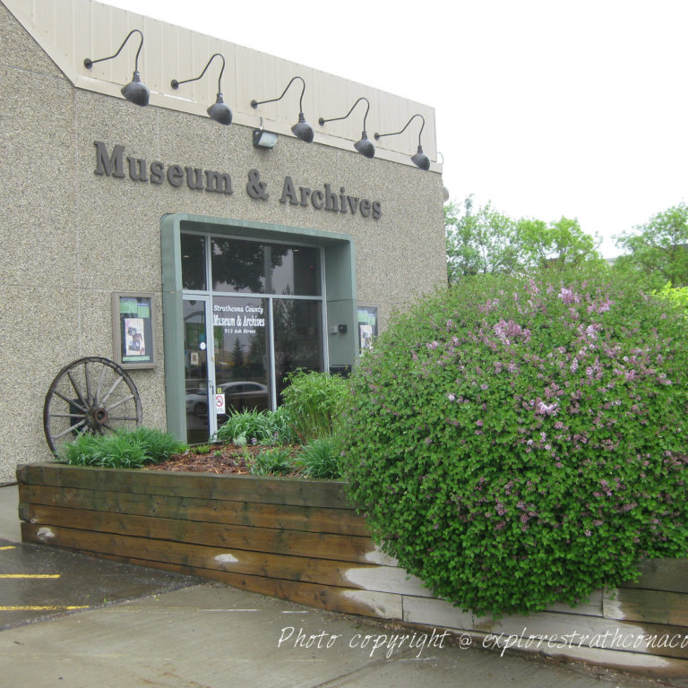 Sherwood Park Museum and Archives