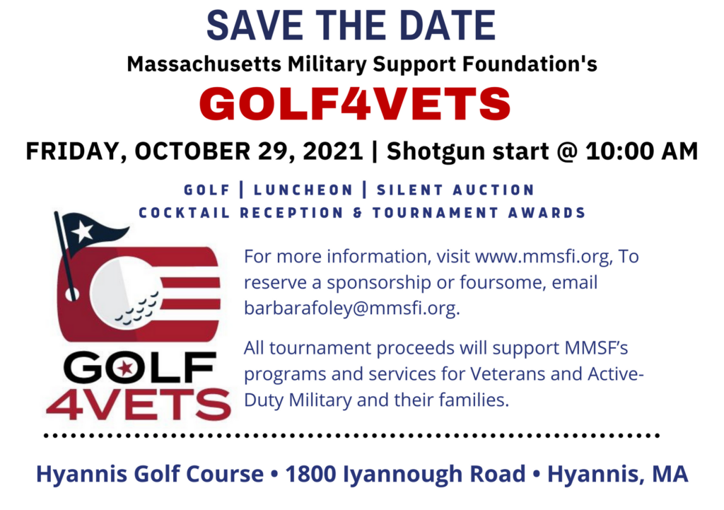 GOLF4VETS - Save the Date, Direct Send