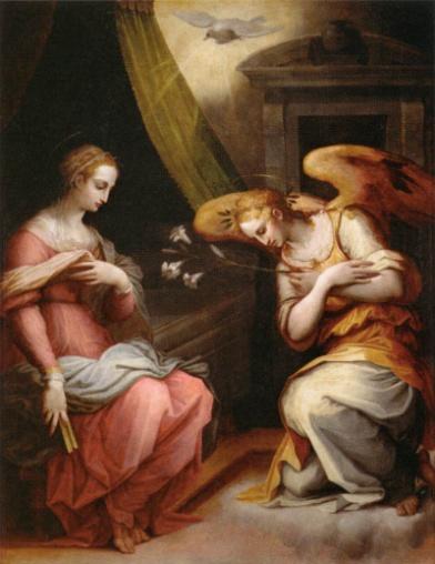 Giorgio_Vasari_-_Annunciation_-_WGA24286