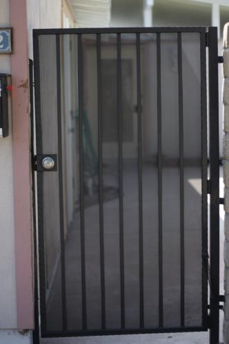 Wrought Iron Pedestrian Gates24