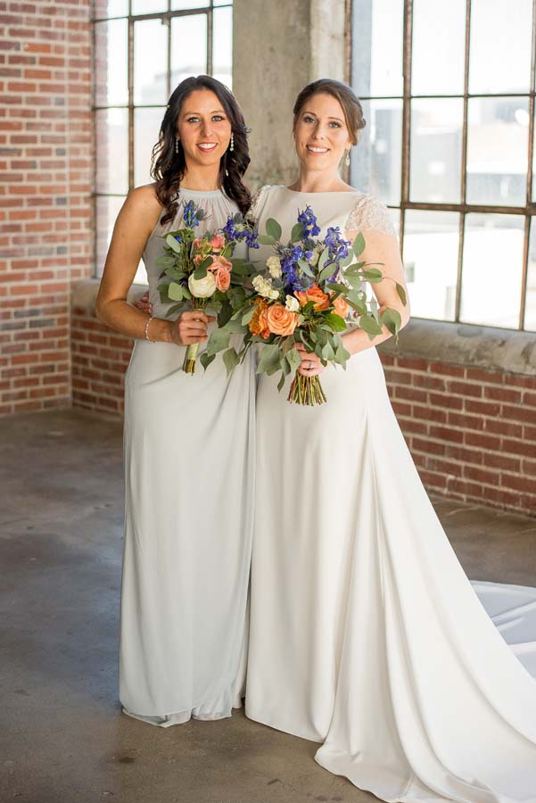 Just Priceless Wedding Florals at The Lofts at Union Square