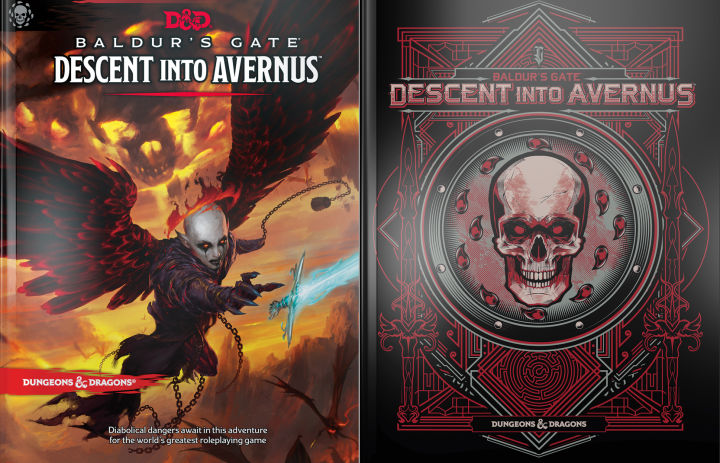 Baldur's Gate: Descent into Avernus is the Next Story Adventure for Dungeons and Dragons