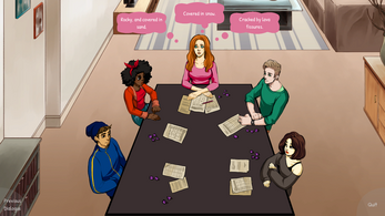 Don't Split the Party: Wise advice and now a game about Petty D&D Players
