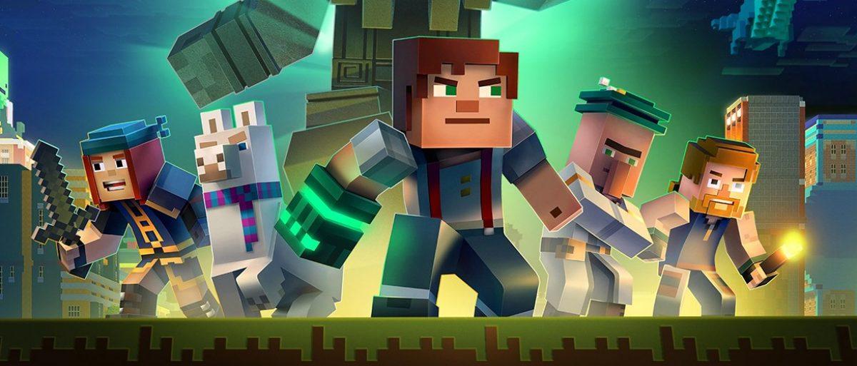 Minecraft Dungeons' Cinematic