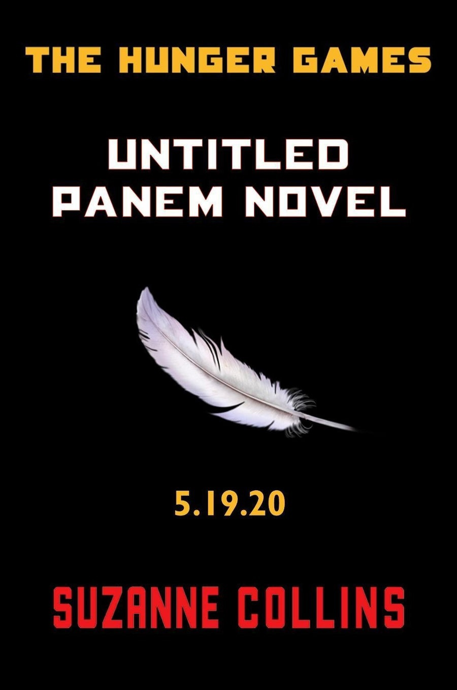 A Prequel for The Hunger Games is in the Works