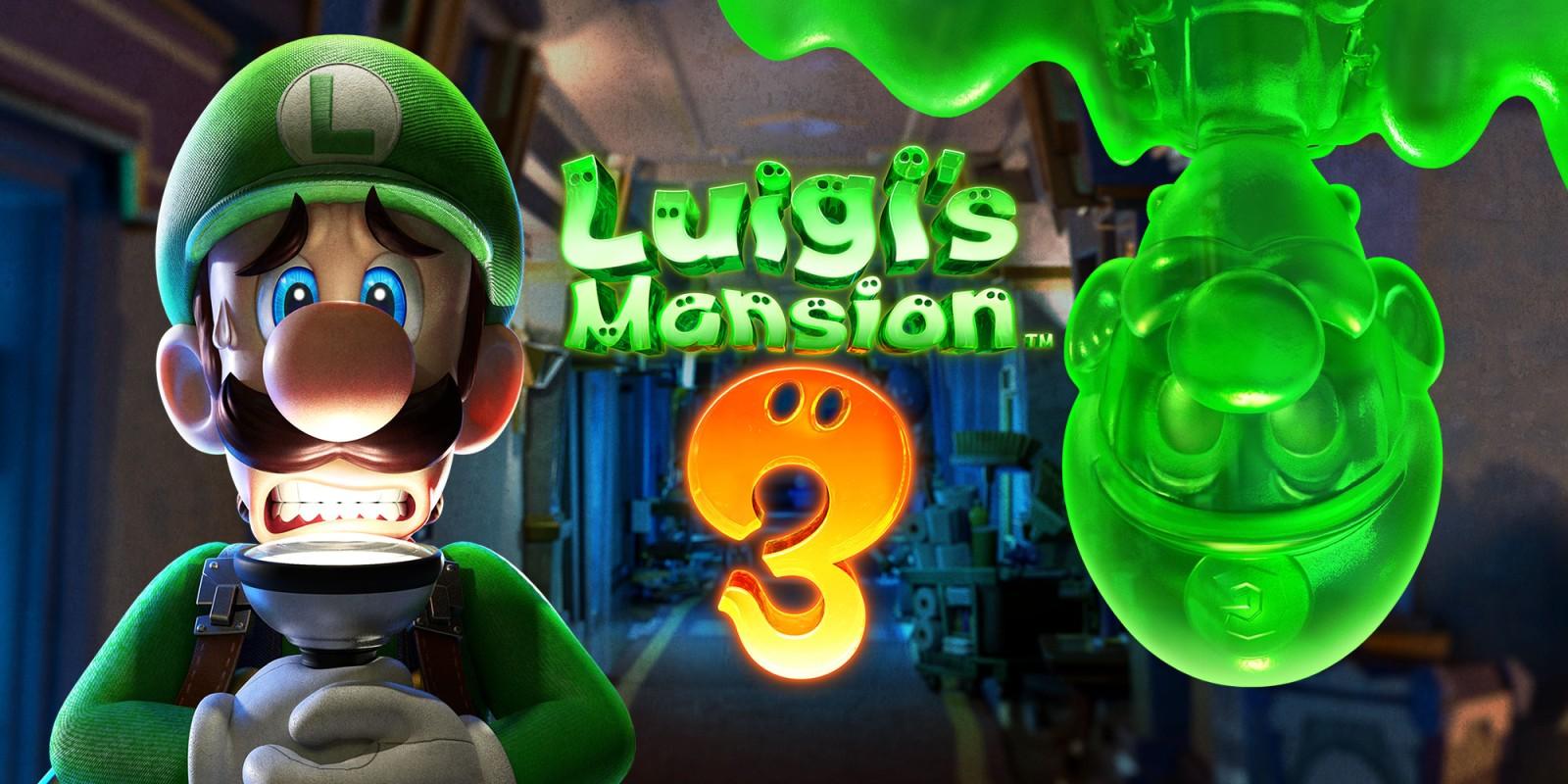 Adorable Luigi's Mansion 3 Moment