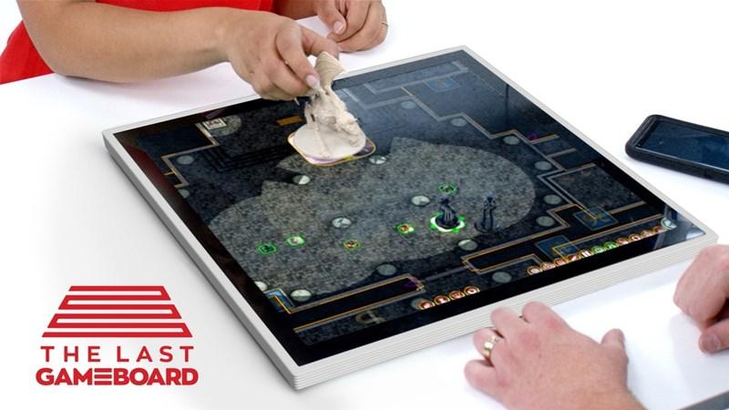 Kickstarter: Gameboard 1