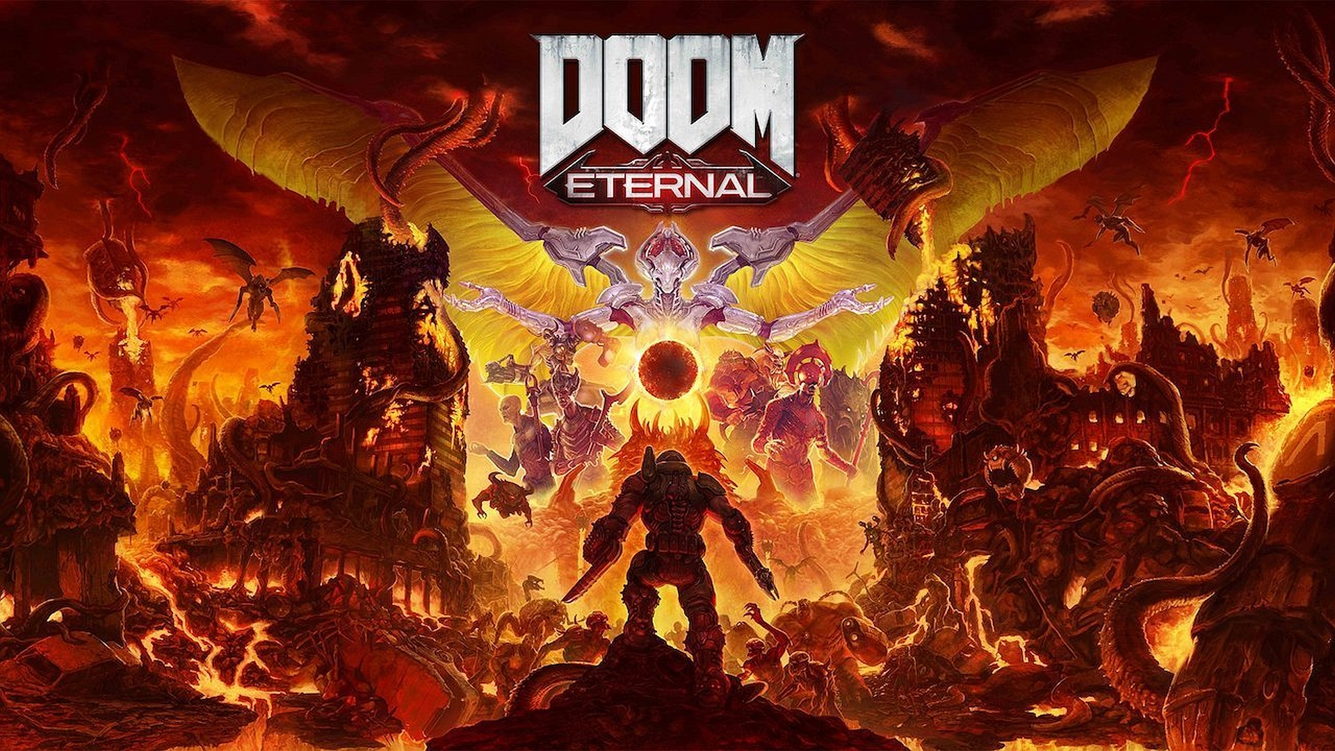 Doom Eternal Delayed to 2020
