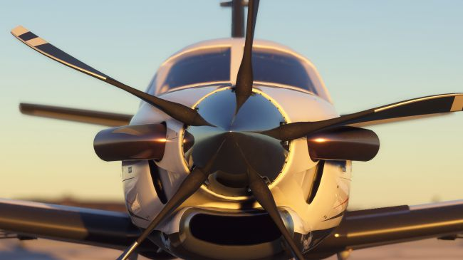 Microsoft Flight Simulator will begin Alpha Testing soon