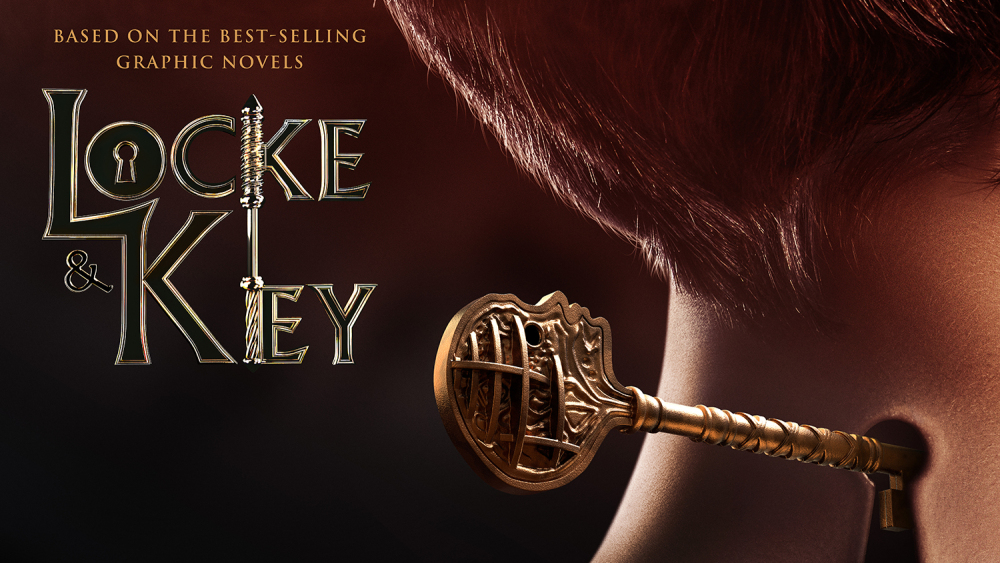 Official Trailer for Netflix's Locke & Key