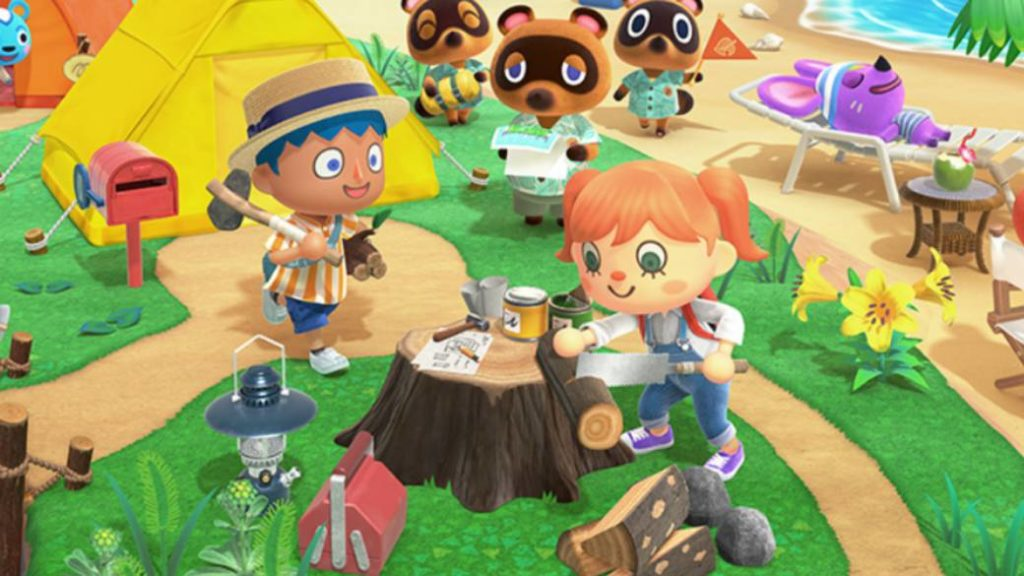 Animal Crossing- Much Excite?