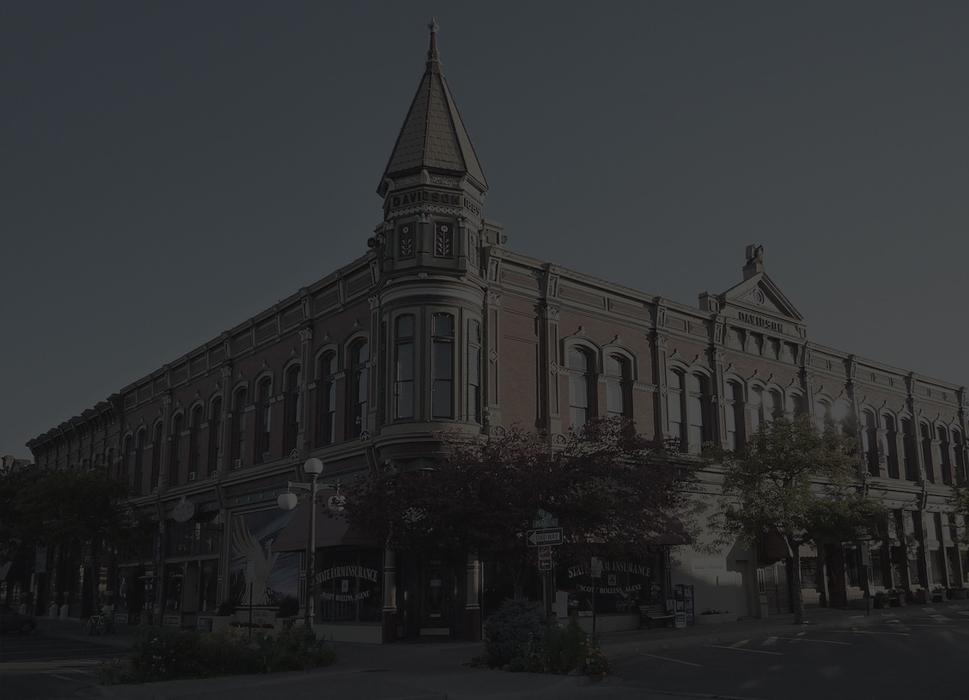 Davidson Building Ellensburg