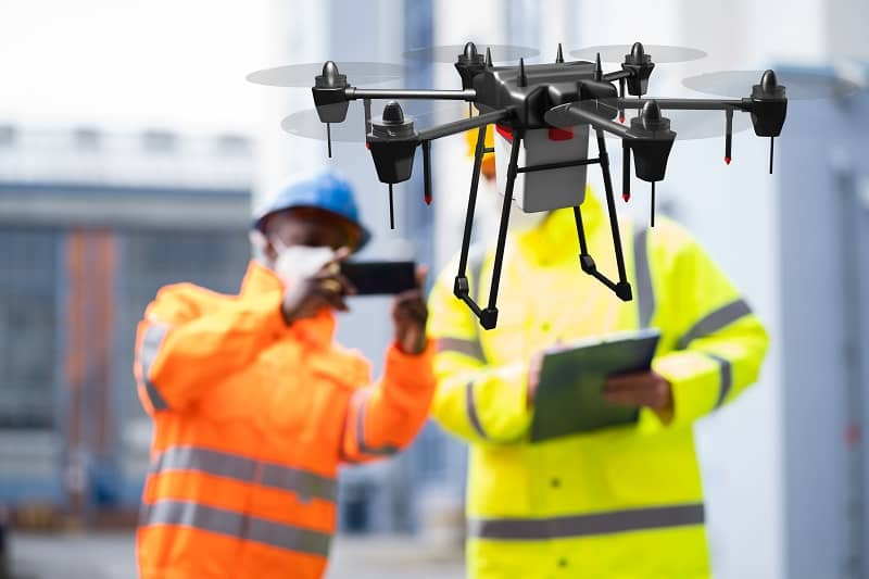 Unlock These Unbeatable Advantages of Using Drones in Construction