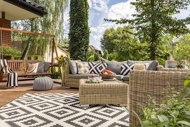 New villa patio idea-cm