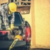Contractor Cleaning His Pickup Cargo Bed-cm (1)