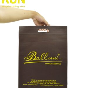 Custom nonwoven bag