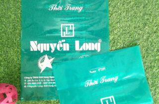 Green D Cut Handle Bags