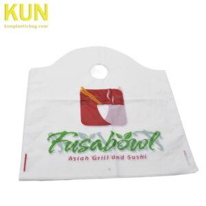 Wave Top Plastic Bags