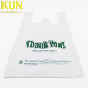 T-Shirt Thank You Bags