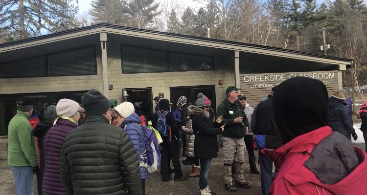 First Day Hike at Saratoga Spa State Park