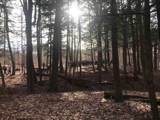 1st Day Hike Saratoga Spa State Park 2020