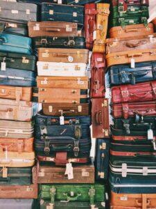 bagagem extravio viagens