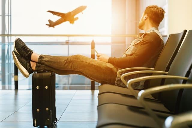 aeroporto voo