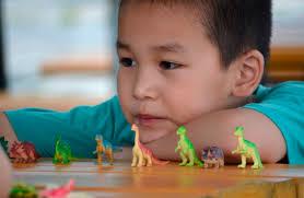 criança espectro autista