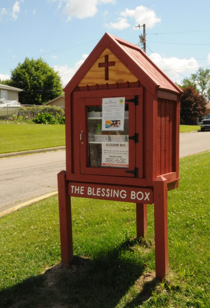 p01 or p08 - Blessing Box TWO