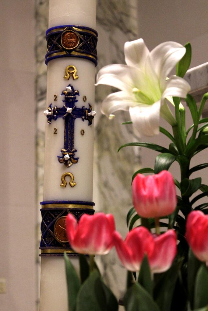 Easter Vigil, April 11, 2020