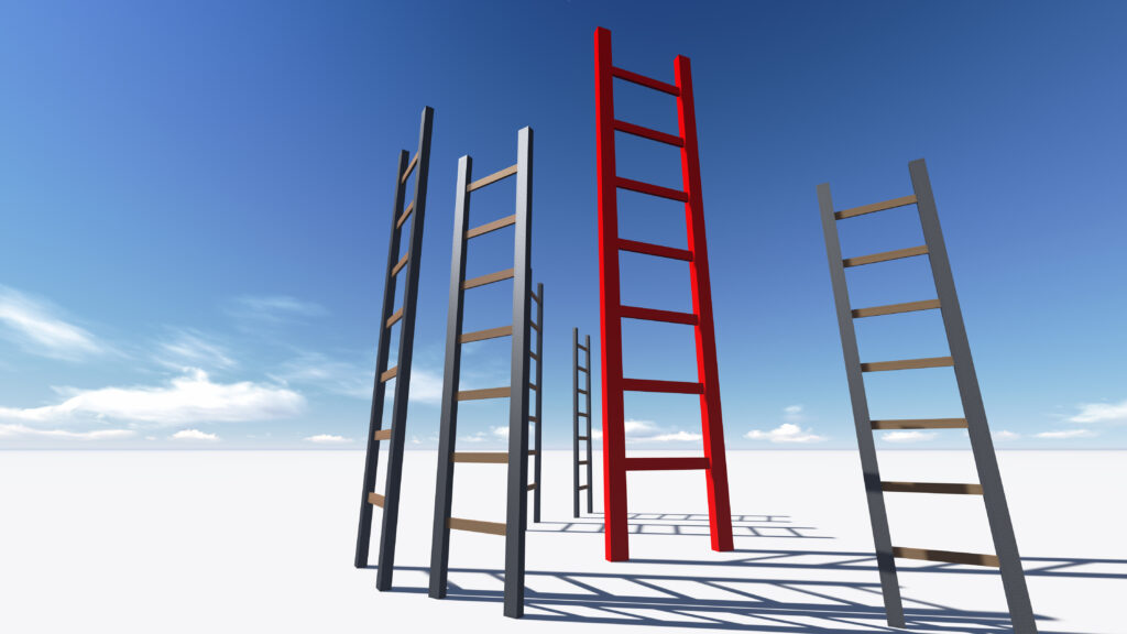 Picture of ladders