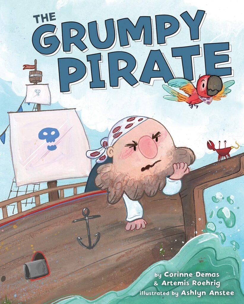 Grumpy Pirate Book Cover