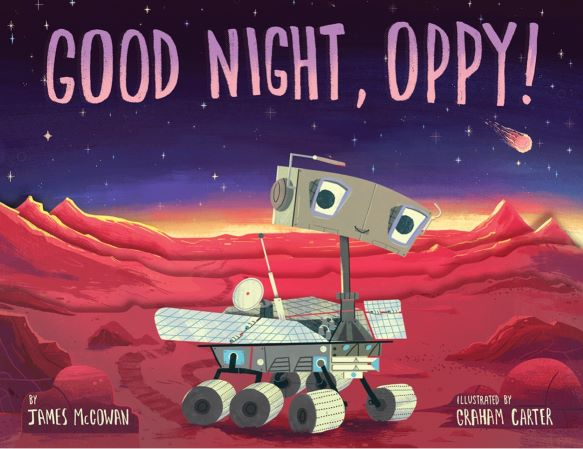 Cover of the picture book Good Night, Oppy.