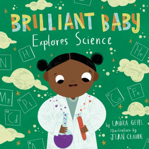 Cover of BRILLIANT BABY EXLPLORES SCIENCE