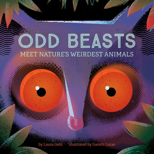 Cover of ODD BEASTS by Laura Gehl.
