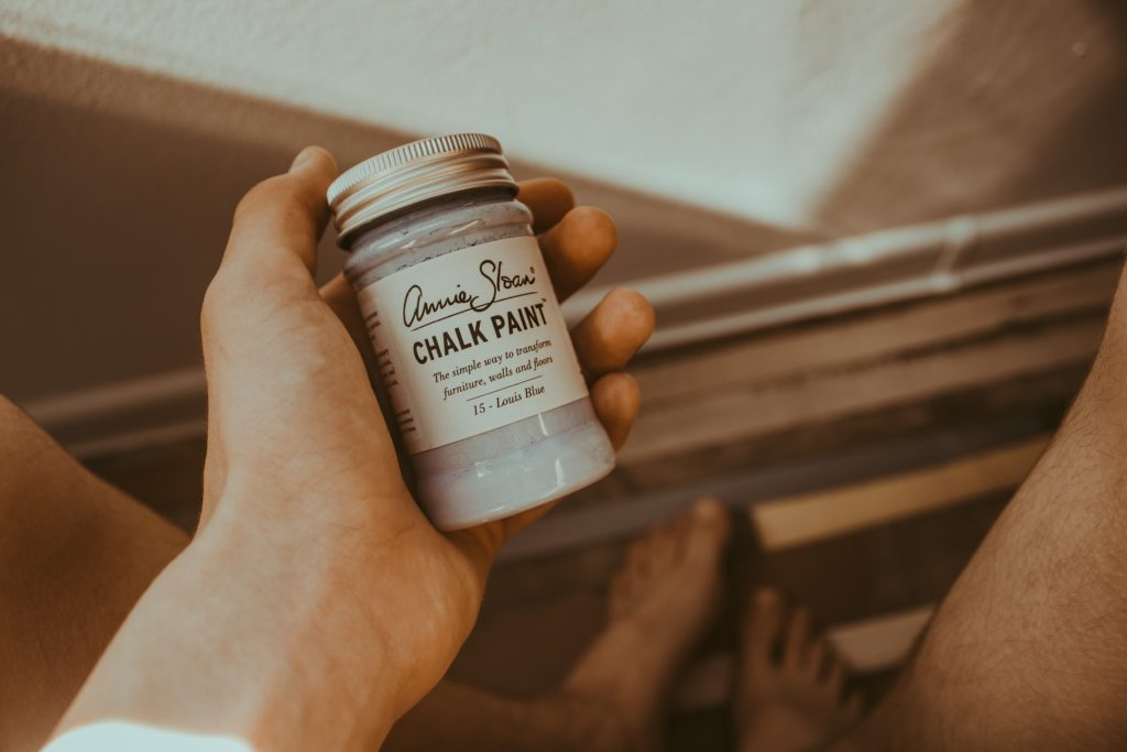 Chalk Paint - Maidstr Home Cleaning