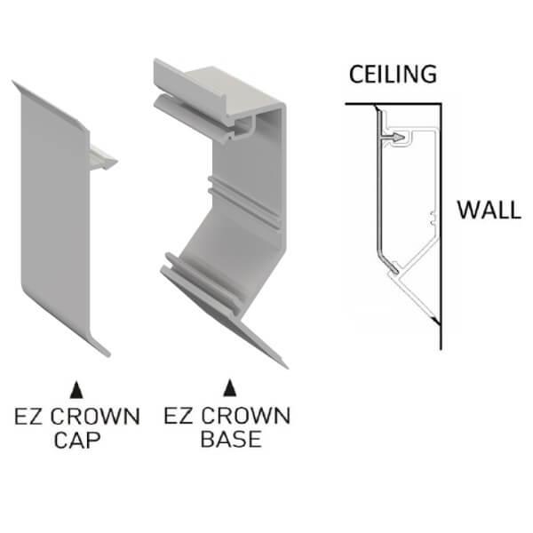 EZ 2pc Crown