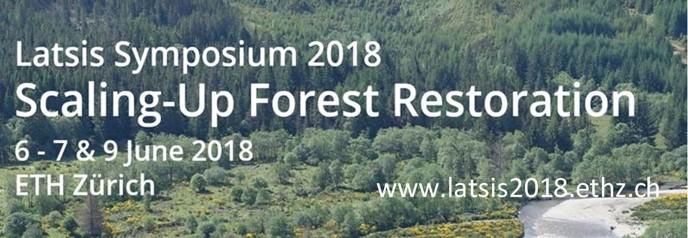Latsis Symposium 2018 – Scaling-up Forest Restoration